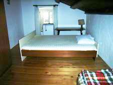 Island Cres holiday house Valun bedroom top
